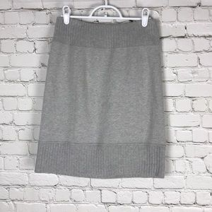 Free People Stretch French Pencil Skirt Size Med